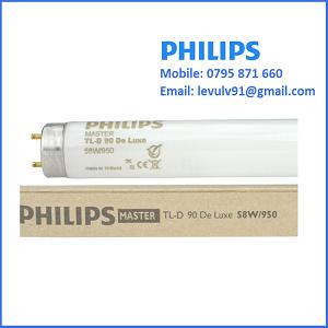Bóng đèn so màu D50 Philips