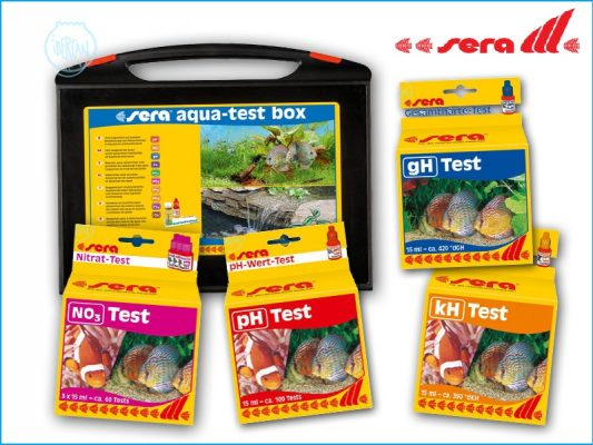 Test Kit Sera - Đức
