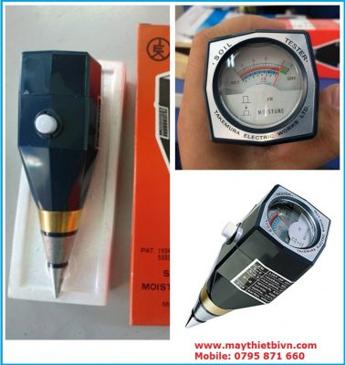 Bút đo pH đất DM15