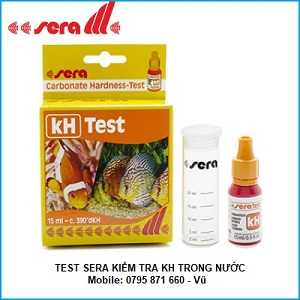 Test kit kH Sera