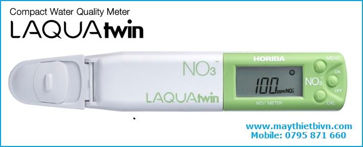 Bút đo NO3 trong ao nuôi