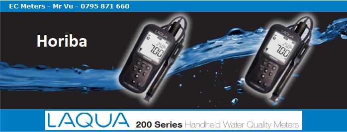 Máy đo độ mặn trong nước